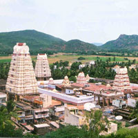 Holy city of Rameswaram