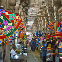 Shopping in Madurai