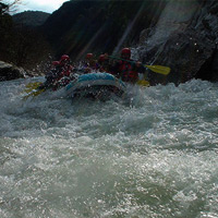 Rafting on Betwa River