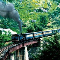 Ooty Nilgiri Mountain Railway